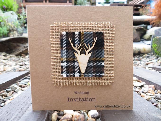 Wedding Invites Scotland: Folded, Pocket And Wallet Invitations